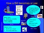 how a bill becomes a law1