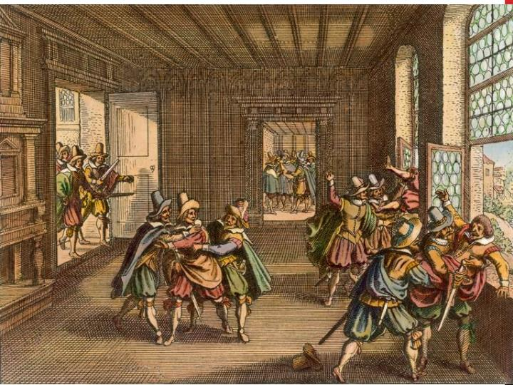 Quick Facts: Thirty Years War