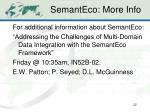 semanteco more info