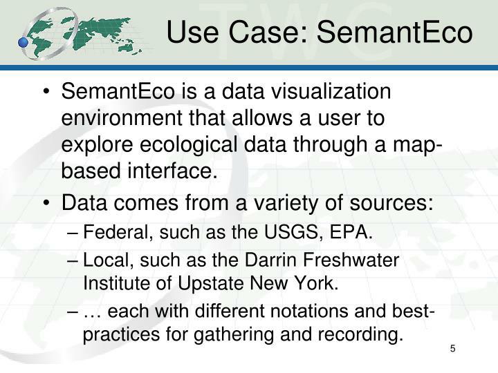 Use Case: