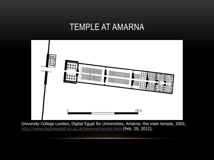 Temple at