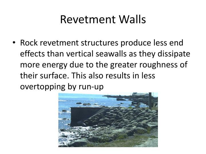 Revetment Walls