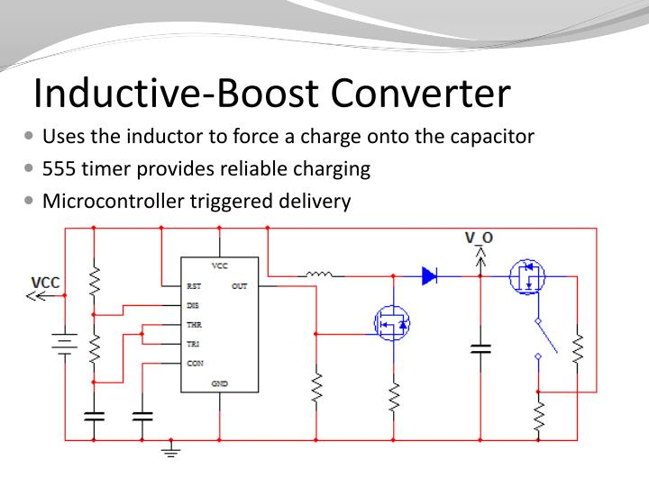 Inductive-Boost Converter