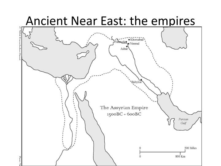 Ancient near east the empires