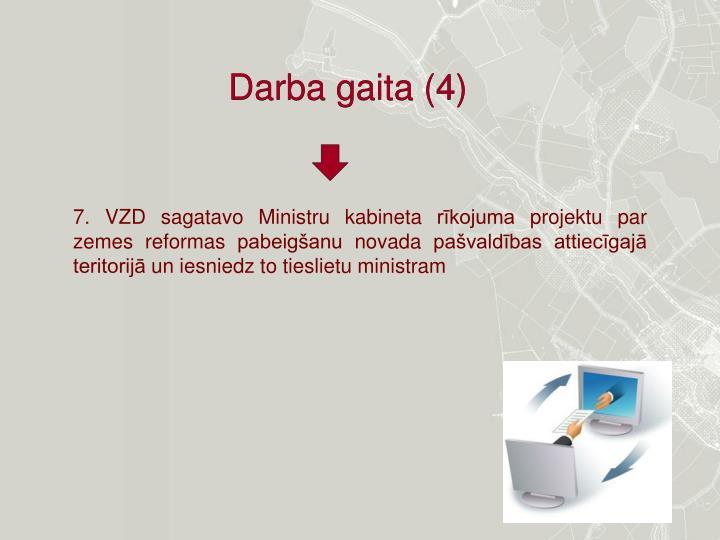 Darba gaita (4)