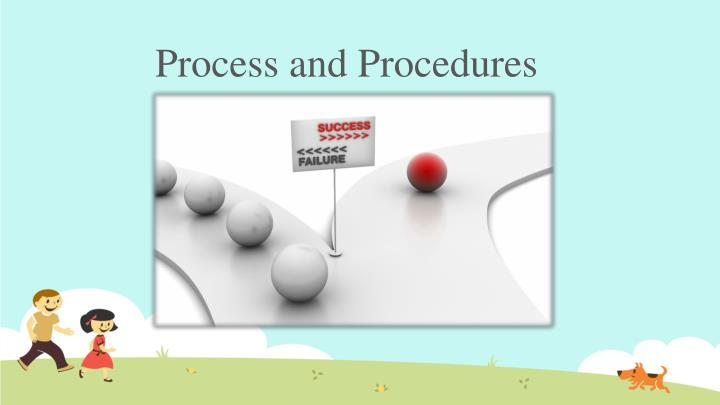 Process and Procedures