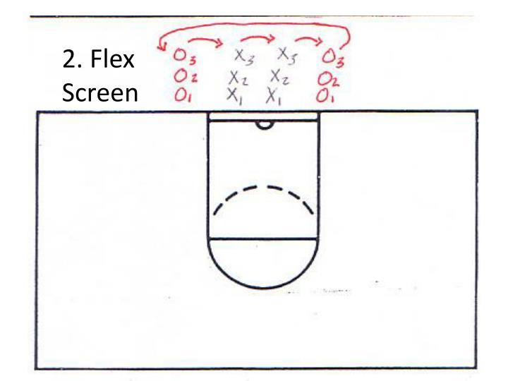 2. Flex Screen