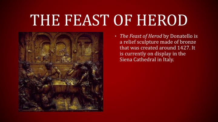The Feast of