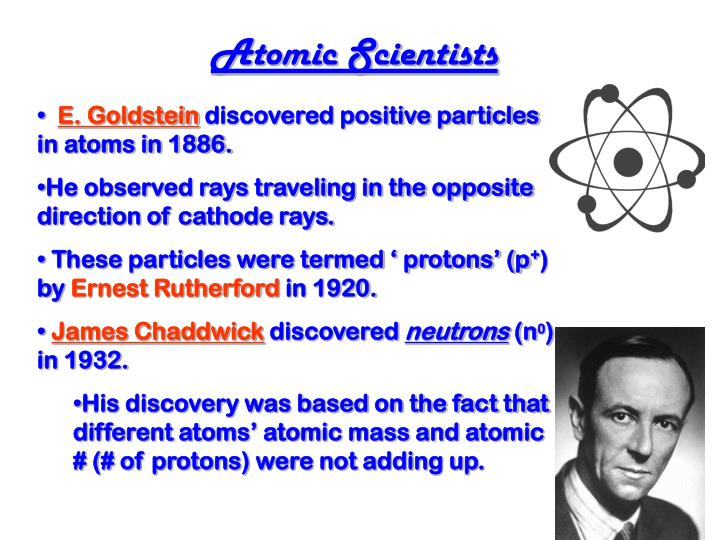 Atomic Scientists