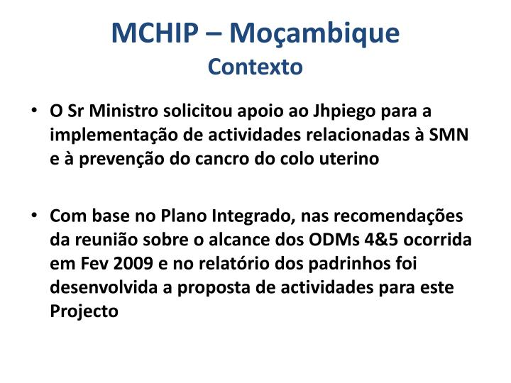 MCHIP –