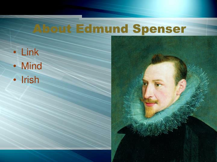 wyatt and spenser Thomas wyatt poems, text with commentary all wyatt's poems love poetry renaissance.