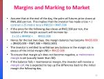 margins and marking to market2