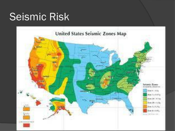 Seismic Risk