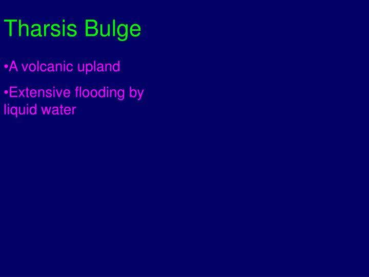 Tharsis Bulge