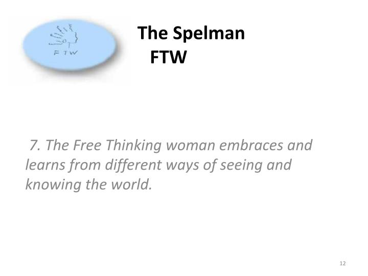 The Spelman