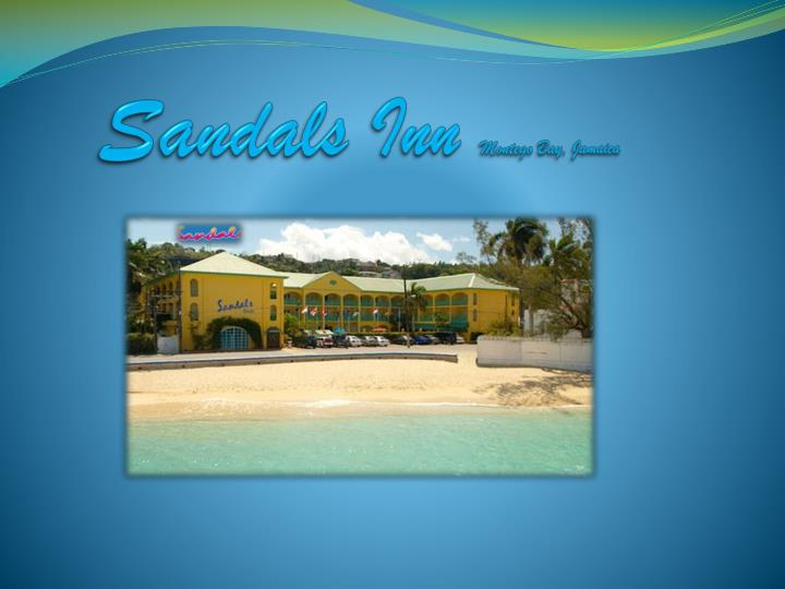Sandals inn montego bay jamaica