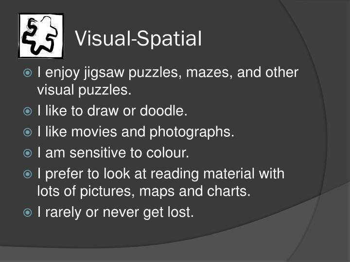 Visual-Spatial