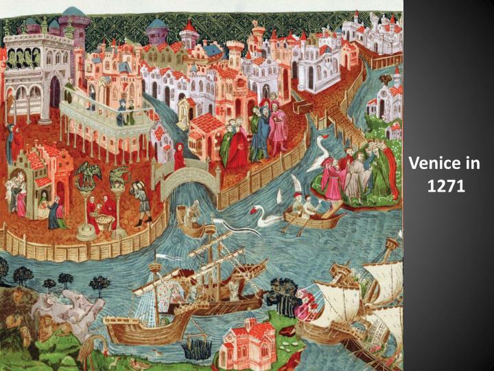 Venice in 1271
