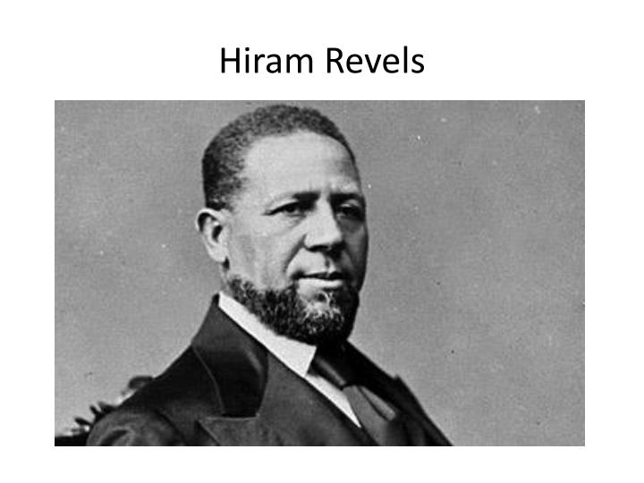 Hiram Revels
