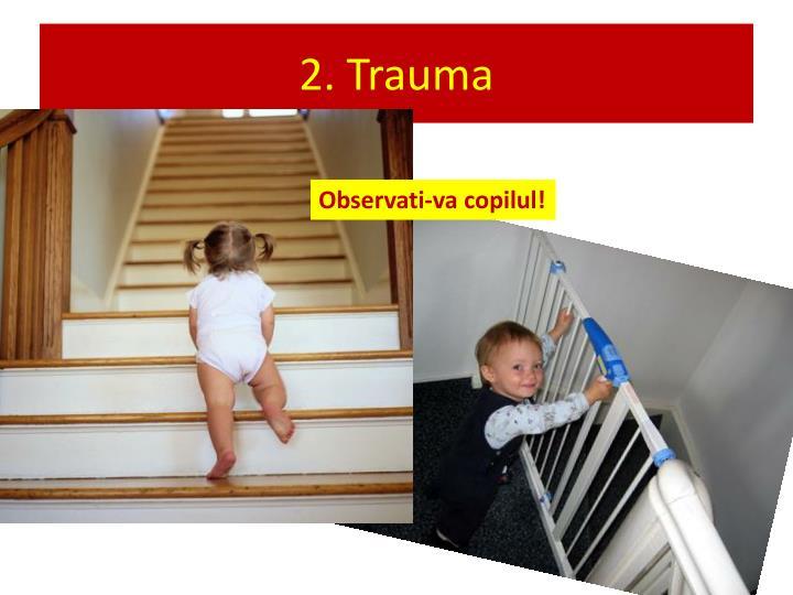 2. Trauma