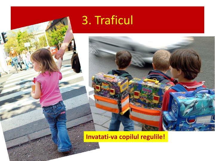 3. Traficul
