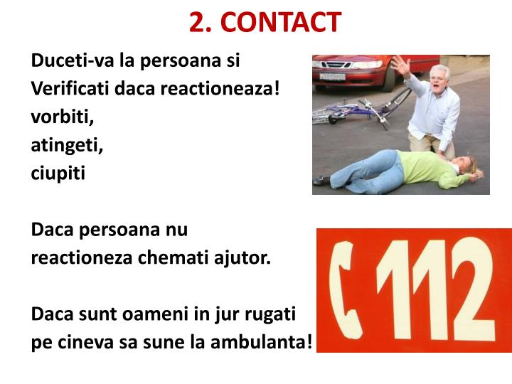 2. CONTACT