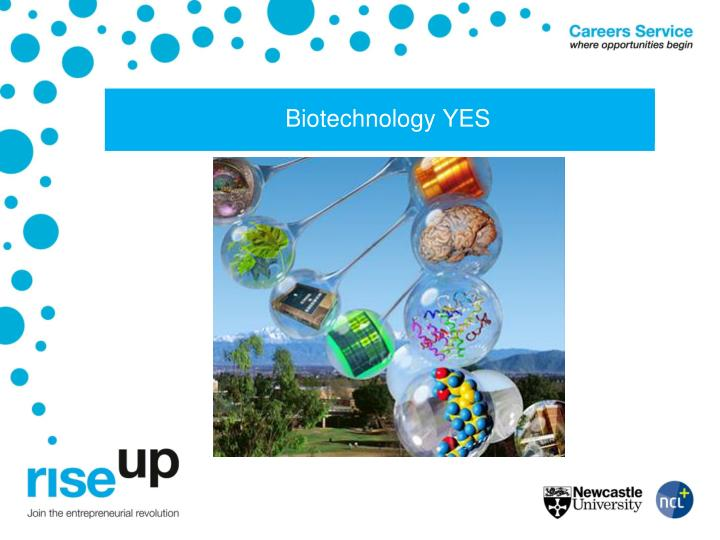 Biotechnology YES