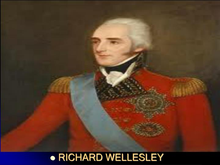 RICHARD WELLESLEY