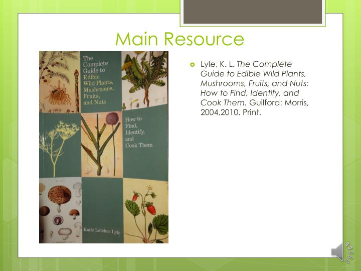Main Resource