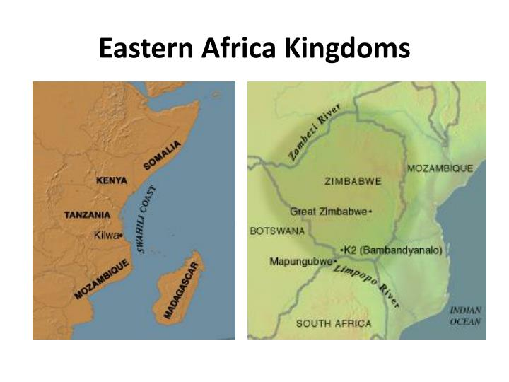 Eastern Africa Kingdoms