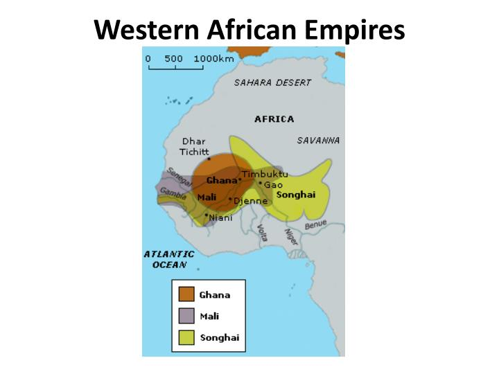 Western African Empires