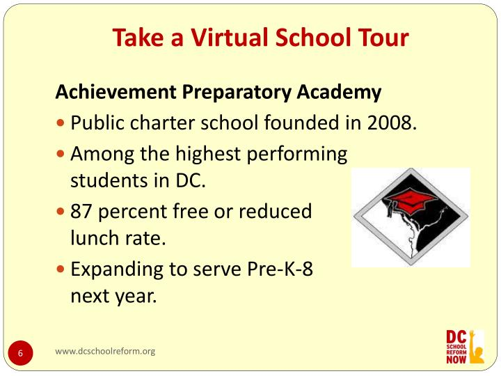 Take a Virtual School Tour