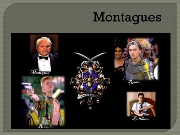 Montagues