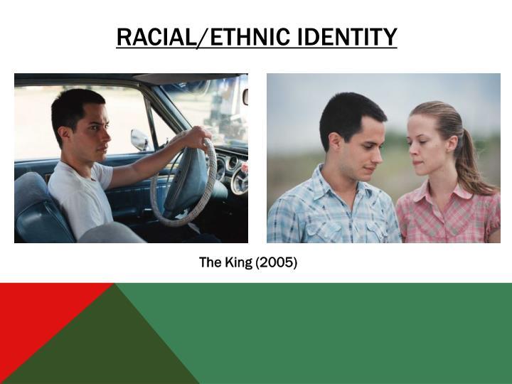 Racial/ethnic identity