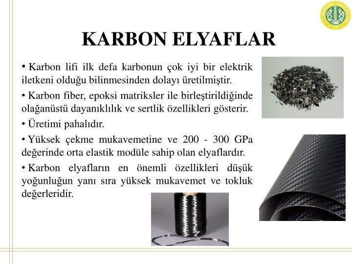 KARBON ELYAFLAR