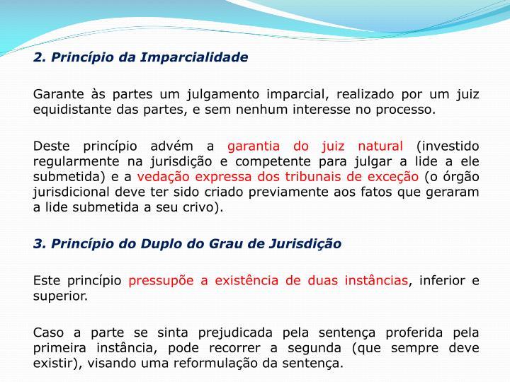 2. Princípio