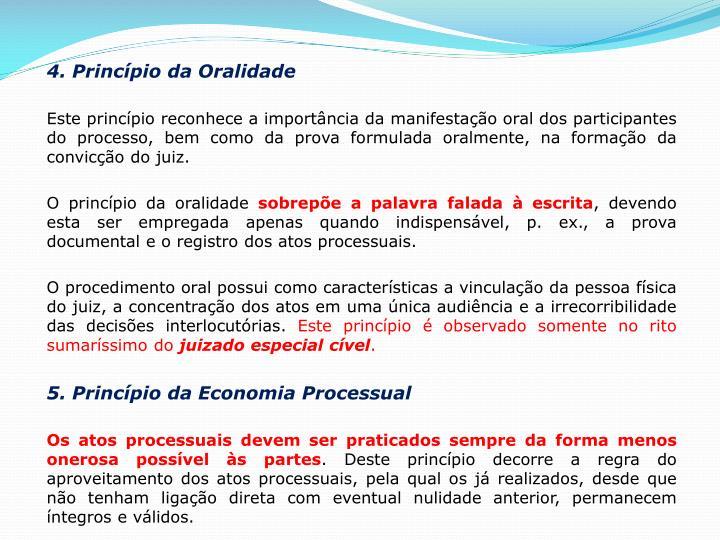 4. Princípio