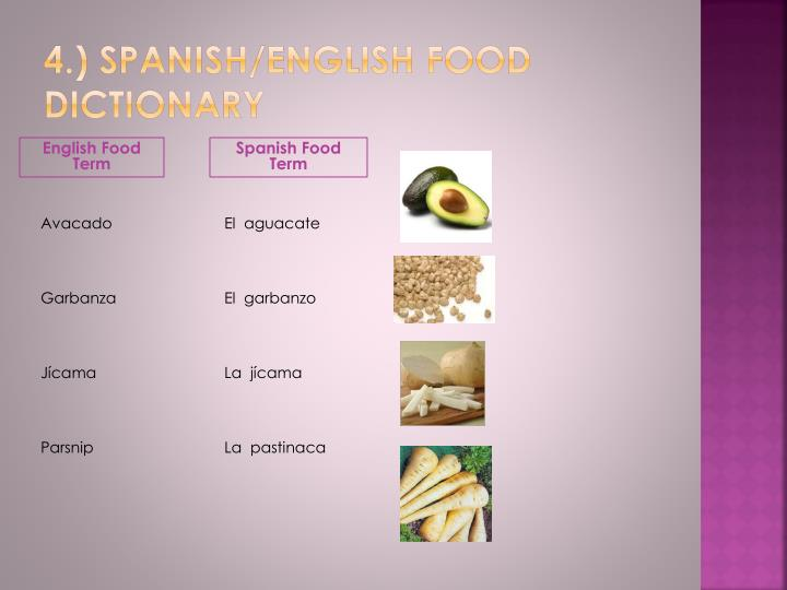PPT - Spanish Food vs. Mexican Food PowerPoint ... - photo#24