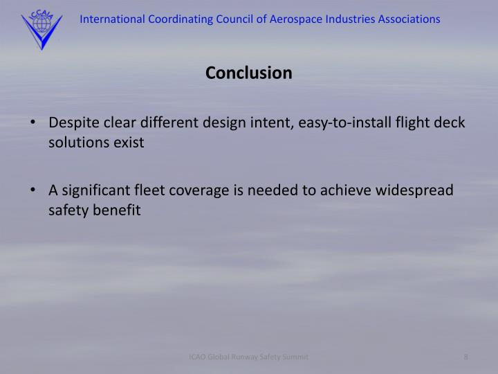 International Coordinating Council of Aerospace Industries Associations