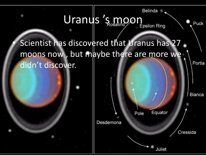 uranus research project Uranus likes to be a little bit different and show off its awesome blue-green haze this is something pretty cool to see this is because it has high levels of.
