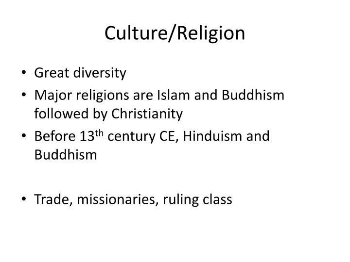 Culture/Religion