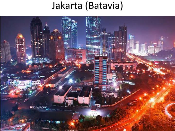 Jakarta (Batavia)