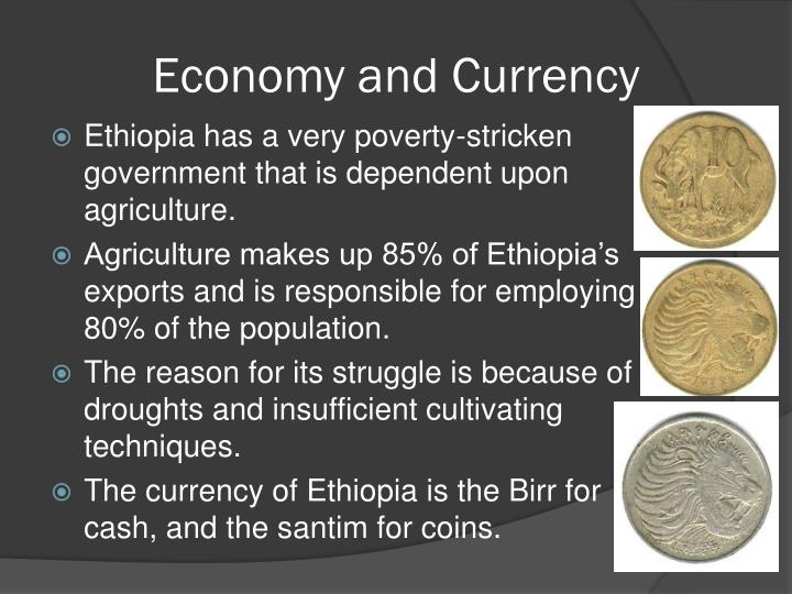 Economy and Currency
