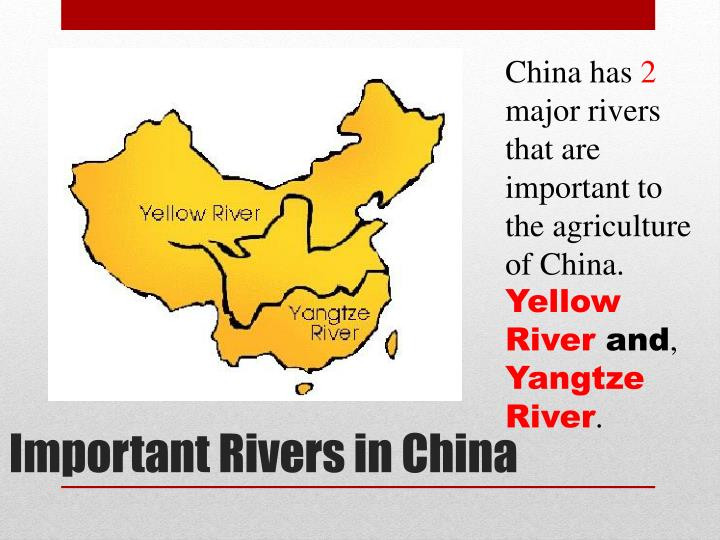 China has