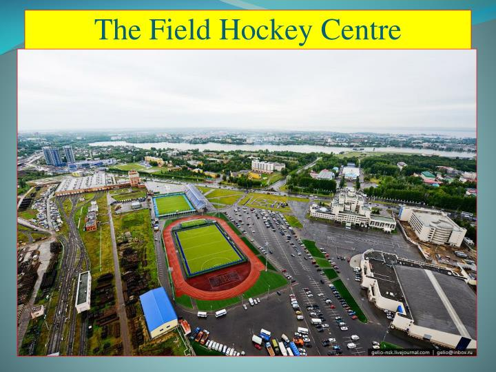 The Field Hockey Centre