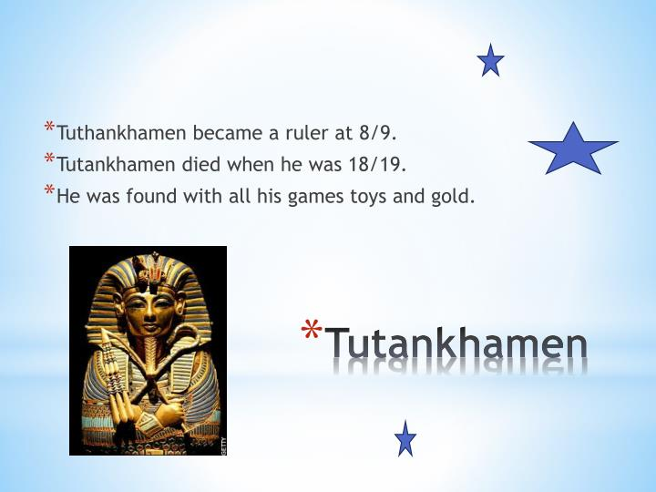 Tuthankhamen
