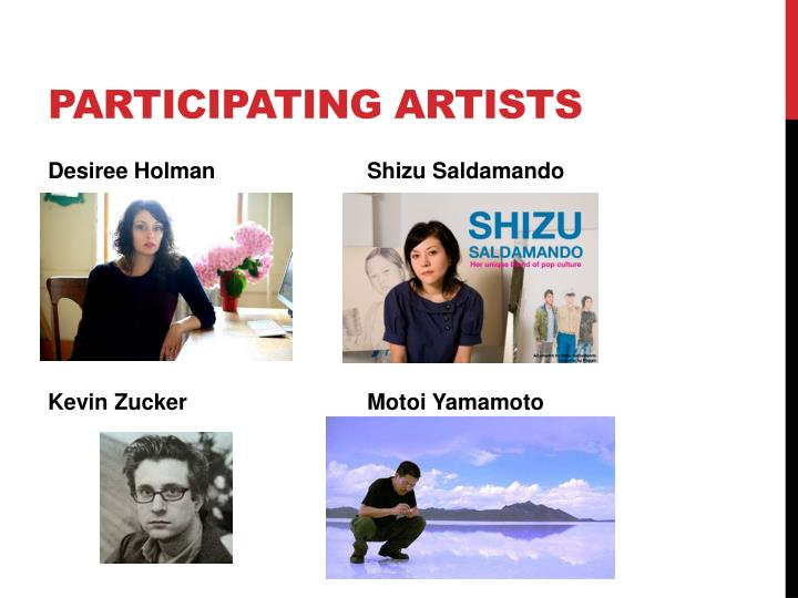 Participating Artists
