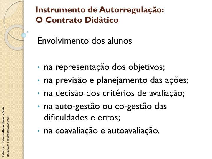 Instrumento de