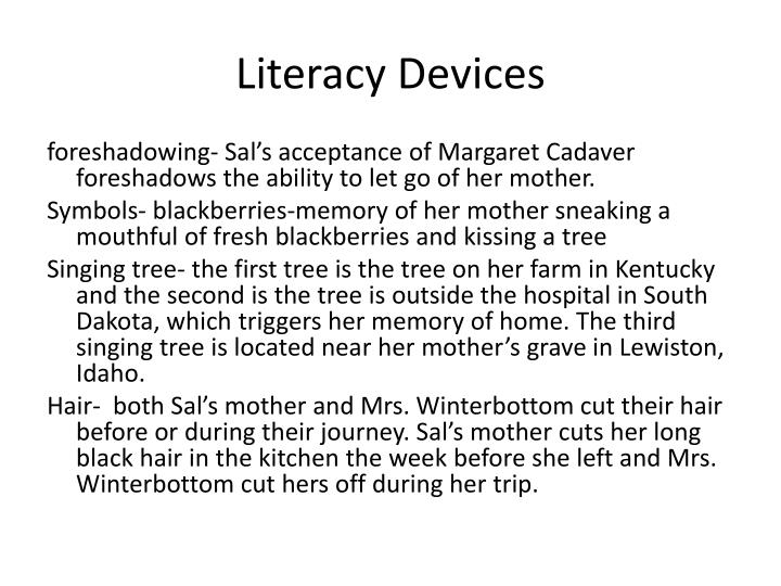 Literacy Devices