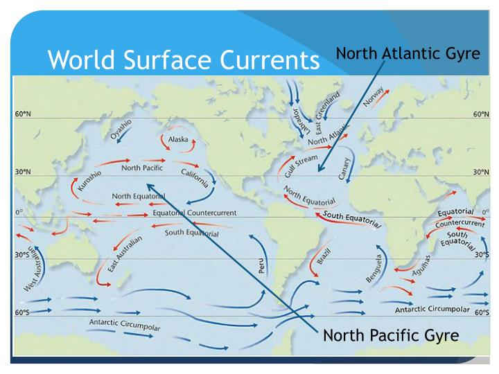 World Surface Currents
